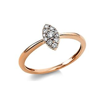 Luna Creation Promessa Ring Pavé 1V450R854-1 - Ringweite: 54
