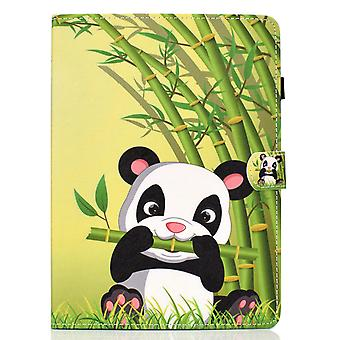 Case For Ipad Pro 12.9 2021 Cover With Auto Sleep/wake Pattern Magnetic - Panda