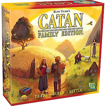 Catan Family Board Game   Family Board Game   Board Game For Adults And Family   Adventure Board Game   10 Years Old And Over   For 3 To 4 Players   A