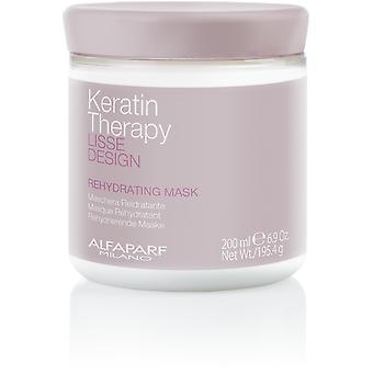 Alfaparf Keratin Therapy Lisse Desing rehydrating Mask 200 ml