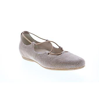 Earthies Adult Womens Essen Flat Ballet Flats