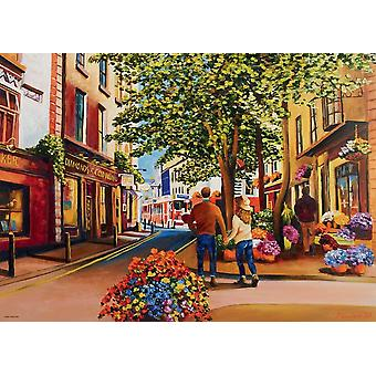Ravensburger Galway Romance, Irish Collection No 2 Jigsaw Puzzle (1000 Pieces)