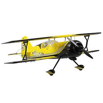 Dynam Pitts Python Model 12 Yellow 1067Mm W/O Tx/Rx/Batt