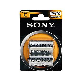 Baterías Sony R14 C (2 piezas)