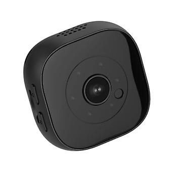 Mini HD 1080p DV camera, support infrared night vision and motion detection(Black)