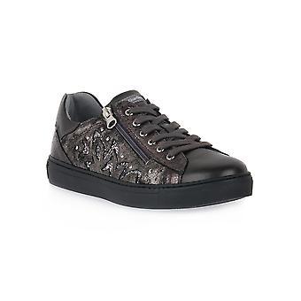Black gardens nappa pandora duck sneakers fashion