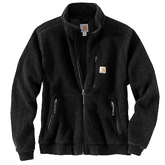 Carhartt Мужская флисовая куртка Расслабленная флисовая куртка