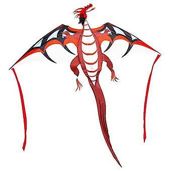 Brookite Fire Dragon Kite