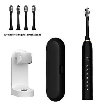 Toothbrushes sonic electric toothbrush ultrasonic automatic usb rechargeable ipx7 waterproof whitening teeth