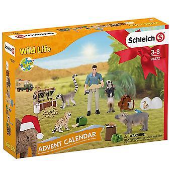 Schleich, Wild Life - Adventskalender 2021