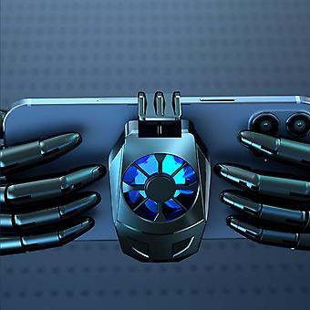 القابلة لإعادة الشحن الهاتف المحمول المبرد L02 موبايل لعبة برودة