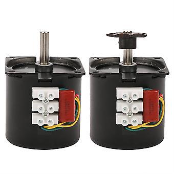 Automatischer Eierinkubator Motor Teile Schlupfmaschine Zubehör Reversible Synchron Eier Drehmotor 220v