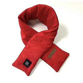 グラフェン加熱, ウォームネック, ヒーティングスカーフ, 電気ヒーティング, 頚椎と肩パッド, レトロスカーフ USB