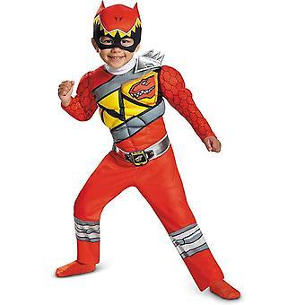 Dinosaurier Team Kinder Superheld Cosplay Halloween Weihnachtsfeier Kostüm