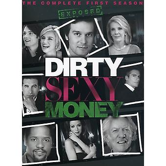 Dirty Sexy Money: Saison 1-privilegierten Edition [DVD] USA import