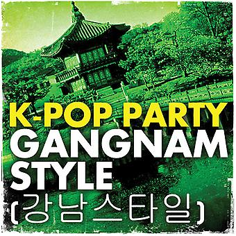 K-Pop Party - Gangnam Style USA importieren