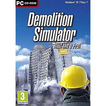 Demolare Simulator PC