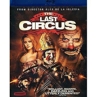 Den sista Circus [Blu-ray] [BLU-RAY] USA import