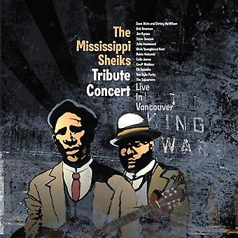 Mississippi Sheiks Tribute Concert-Live in Vancouv [DVD] USA import