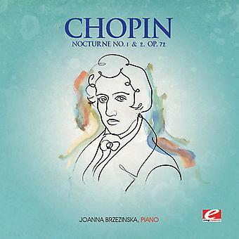 F. Chopin - Nocturnes 1 & 2 Op 72 [CD] USA tuonti