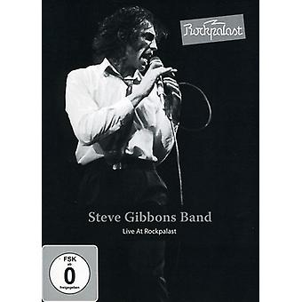 Gibbons, Steve Band - Live at Rockpalast [DVD] USA import