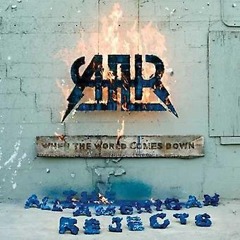 All-American Rejects - When the World Comes Down [Vinyl] USA import