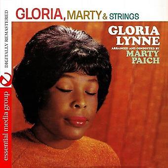 Gloria Lynne - Gloria Marty & Saiten [CD] USA import