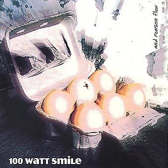 100 Watt Smile - And Reason Flew [CD] USA import