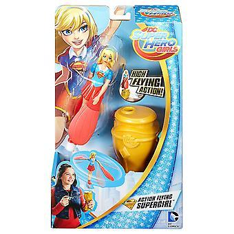 DC Super Hero Girls Action fliegen Supergirl