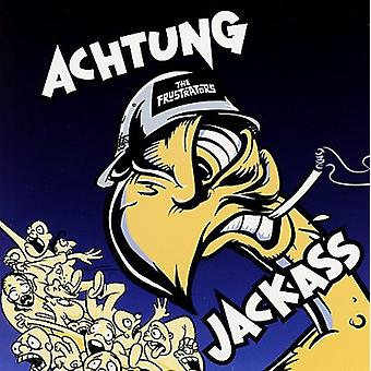 Frustrators - Achtung Jackass [Vinyl] USA import
