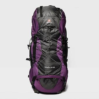 Nouveaux techniques Helvellyn 55-10L Short Rucksack Travel Bag Purple