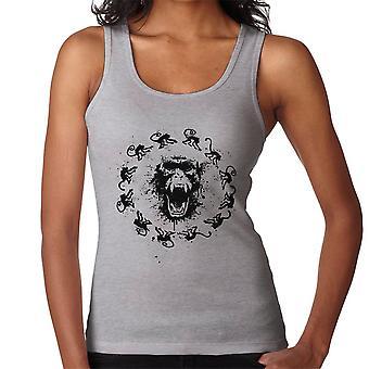 Monkey Fever 12 Monkeys Women's Vest