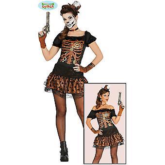 Vrouwen kostuums Steampunk Lady