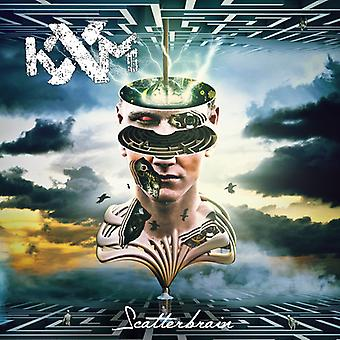 Kxm - Scatterbrain [CD] USA import