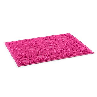 Ancol Pet Products Paw Design antislip honden voeding Mat