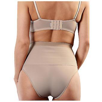 Esbelt ES263 Women's Nude Firm/Medium Control Slimming Shaping High Waist Brief