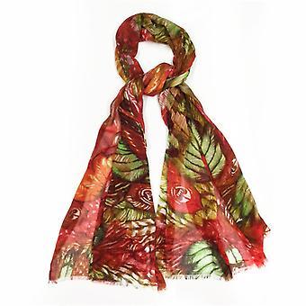 28004 Womens viscose foulard