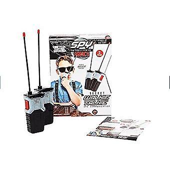 Agentschap van de intelligentie van de spion van Grafix walkie-talkies