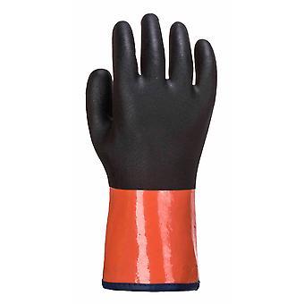 PORTWEST - guanto di protezione della mano di una coppia Pack Chemdex Pro