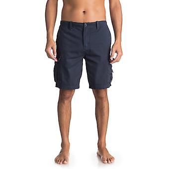 Quiksilver Crucial Battle Shorts in Blue Nights
