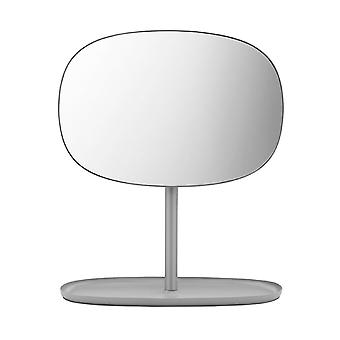Normann Copenhagen Flip Steel Mirror - Grey