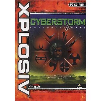Cyberstorm 2 Xplosiv Range - Neu