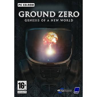 Ground Zero (PC CD) - Som ny