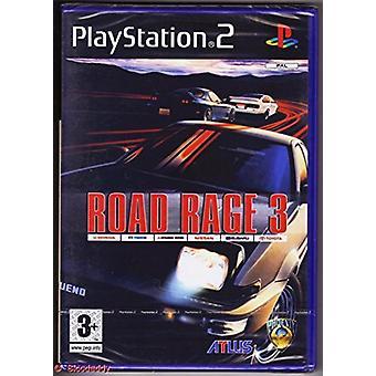 Road Rage 3-fabriken förseglad