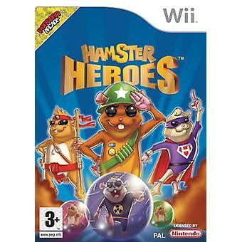 Hamster Heroes (Wii)-nieuw