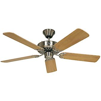 Ceiling fan CLASSIC ROYAL Brushed Chrome