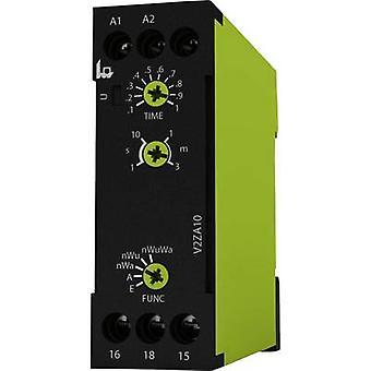 tele V2ZA10 3MIN 24-240V AC/DC TDR Multifunction 1 pc(s) Time range: 0.1 s - 3 min 1 change-over