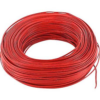 BELI-BECO L218/100 Strand 2 x 0.14 mm² Red 100 m