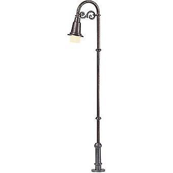 Lampa H0 Wysięgnik pojedynczy zestaw kit 1 szt.