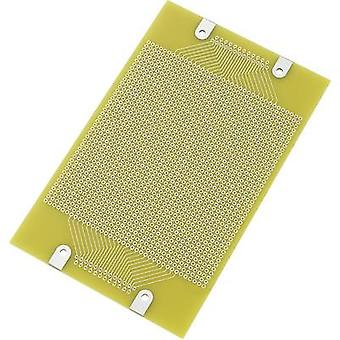 Conrad Components SU529023 Eurocard Point Pitch SU529023 (L x W) 160 mm x 100 mm Epoxy with Cu coating